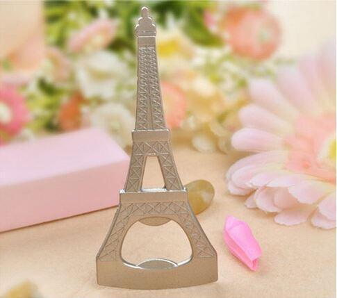Souvenirs De Mariage Invités Paris Tour Eiffel Décapsuleur Bière pièces Event party Favors Gifts gros