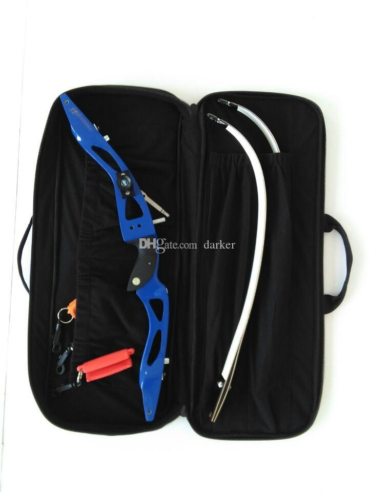 Bow And Arrow Bag : Handle recurve bow bag archery and arrow