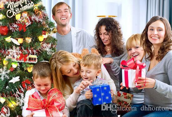 1.5 metros / 59 pulgadas cifrado emisor de luz árbol de navidad decorativo árbol de navidad para el hogar y decoración de la oficina envío gratis