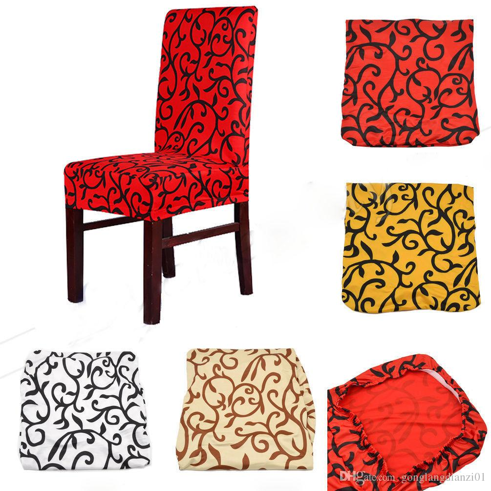 Home Stretch Short Removable Dining Room Stool Chair Cover Slipcovers Flat Paddy Linen Rentals Card Table Covers From Gonglangdianzi01