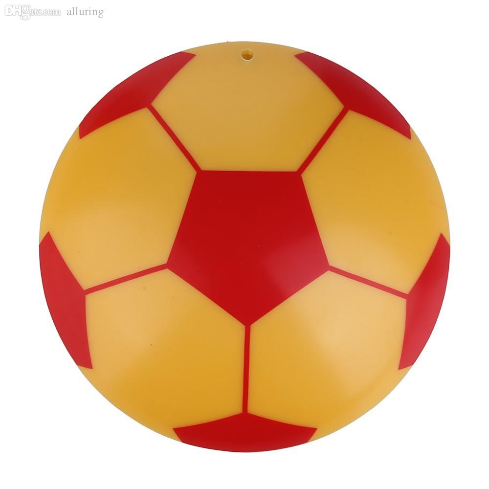 2018 wholesale creative 3d football wall light energy efficient 2018 wholesale creative 3d football wall light energy efficient light controlled led lamp gifts us plug from caley 3027 dhgate mozeypictures Images
