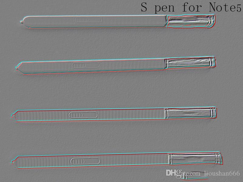Capacitieve stylus touchscreen S Pen Stylus voor Galaxy Note5 voor Glaxy Note8 Note9 gratis verzending