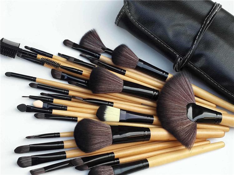Hot Professional Makeup Brushes Set Tools Pro Foundation Eyeshadow Brushes Superior Soft Eyeliner Make up Brushes