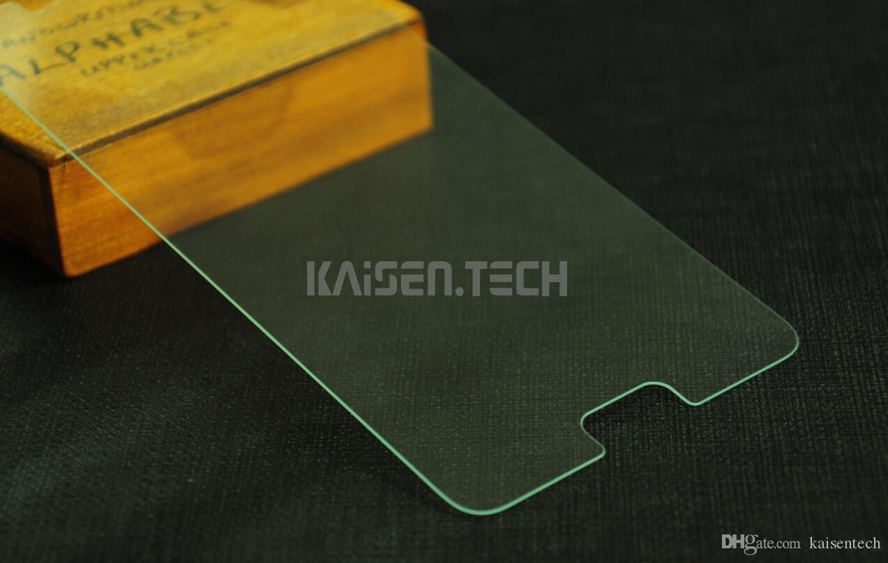 삼성 갤럭시 S4 S5 S6 S7 화면 보호 필름 도매를위한 0.3mm의 2.5D 방폭 9H 전면 투명 강화 유리 화면 보호기