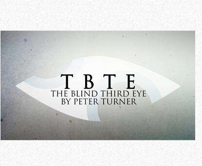 Image result for TBTE : The Blind Third Eye by Peter Turner