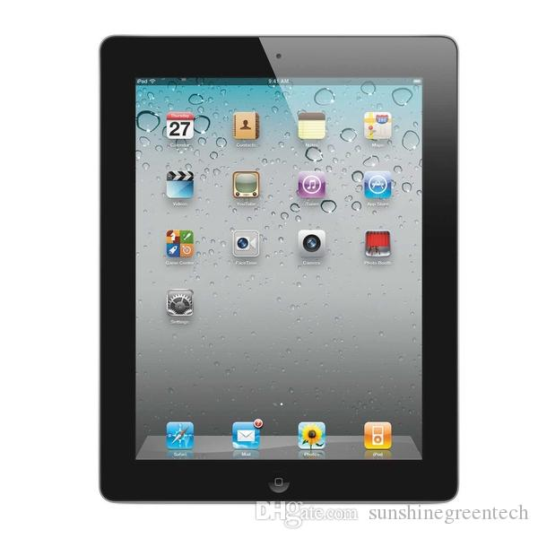 Remodelado iPad 100% Original Apple iPad2 16 GB 32 GB 64 GB Wifi ipad 2 apple tablet pc 9.7