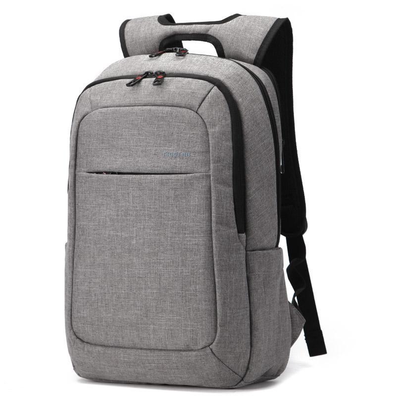 New Designed Men'S Backpacks Bolsa Mochila 14.1 15.6 Inch Laptop ...
