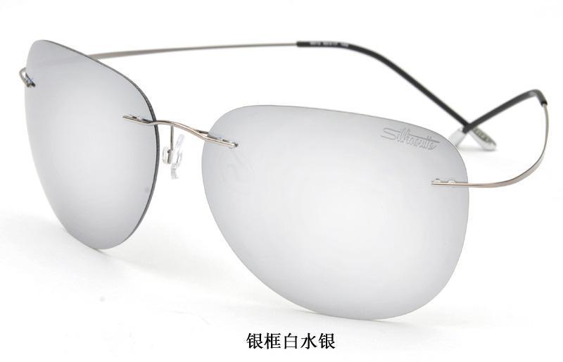 AliExpress Hot Luxury Sunglasses For Men Women No Frame
