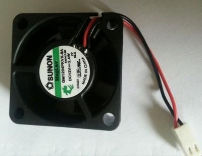 Nouveau Original SUNON 4020 12V 2.4W GM1204PKVX-8A 4 CM Maglev Fan