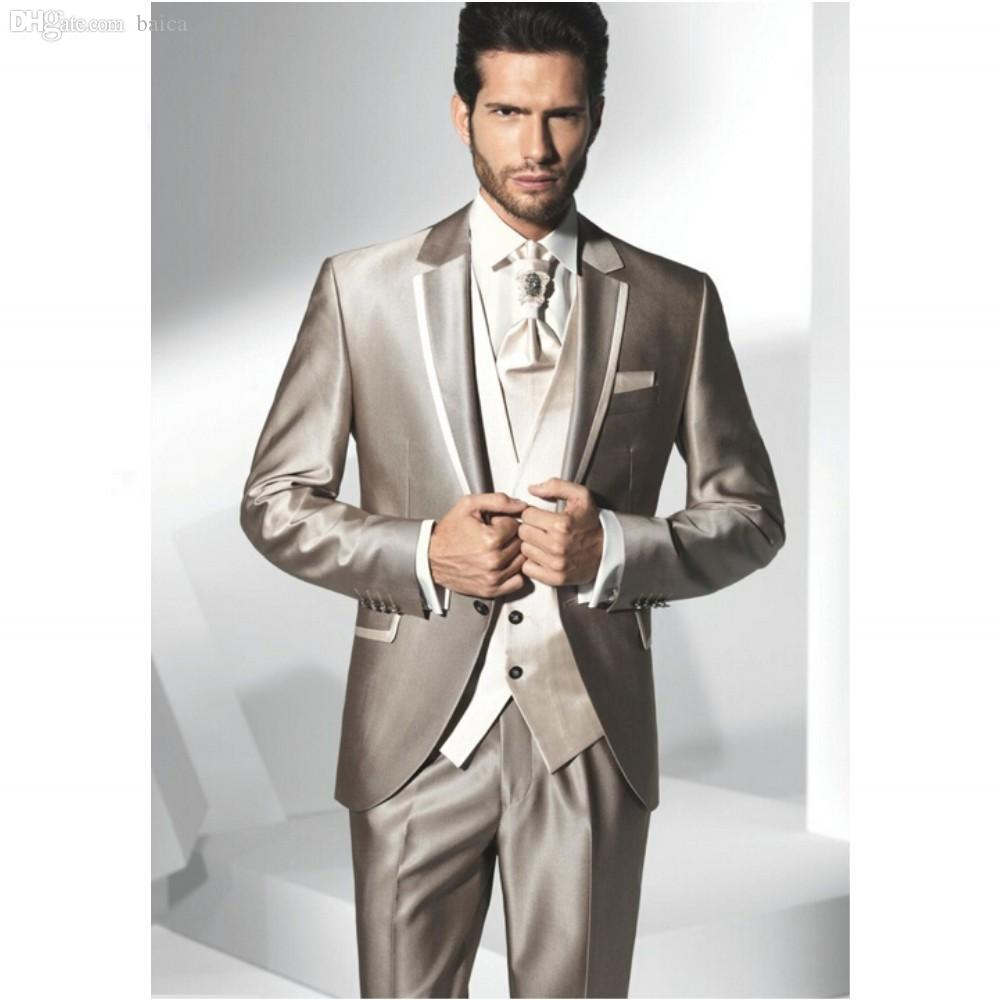 Best Wholesale Gentleman Western Style Clothes Male Suits Wedding ...