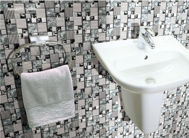 Metal Glass Mosaic Tiles Backsplash Shower Installation Tiles Wall Texture Stunning Accent Mosaic Alumnium Stainless Steel Glass Decor