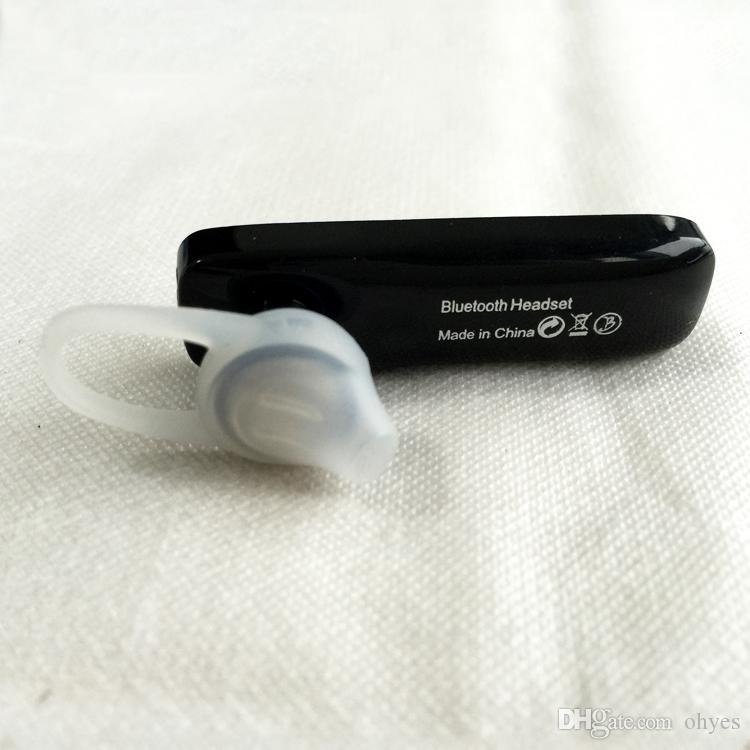 M165 Hot Wireless Stéréo Bluetooth Casque Écouteurs mini sans fil bluetooth mains libres universel pour tous les téléphones avec forfait de ohyes