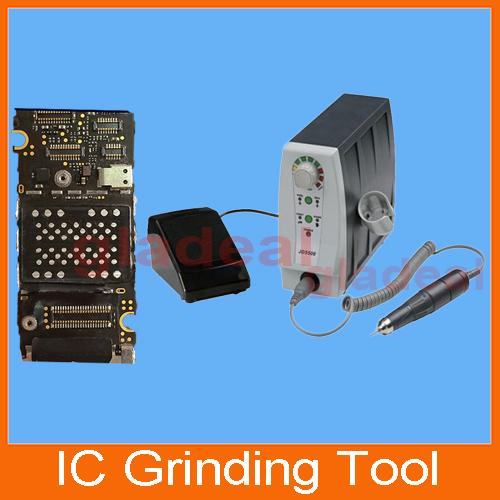 Mini Manual Ic Chip Grinding Removing Tool on Iphone 4s Motherboard