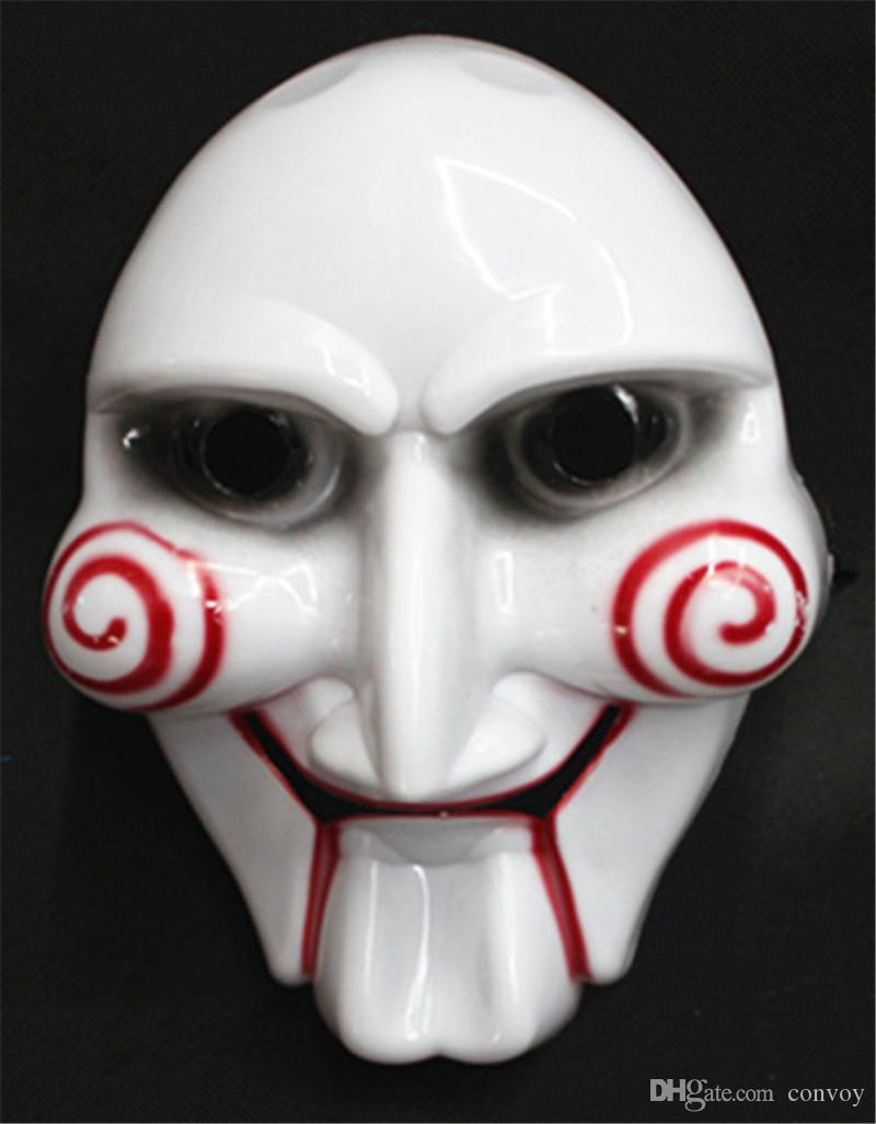 Halloween Scary Masks James Wan Movie Theme Mask Screaming Masks ...
