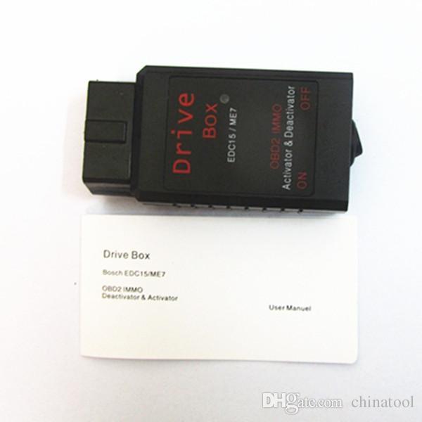 Big Promotion VAG boîte à outils vag outil Driver Box OBD2 IMMO interface de boîte de direction vag