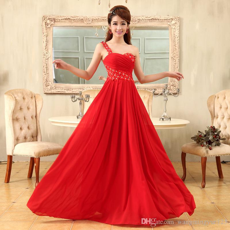 Rote kleider fur hochzeit