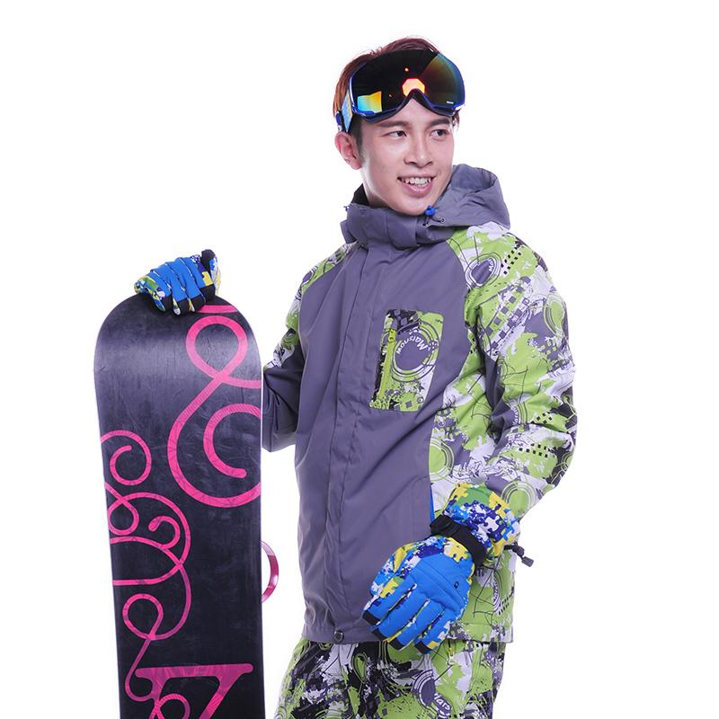 2017 2016 New Men Snowboard Jackets Winter Waterproof Women ...