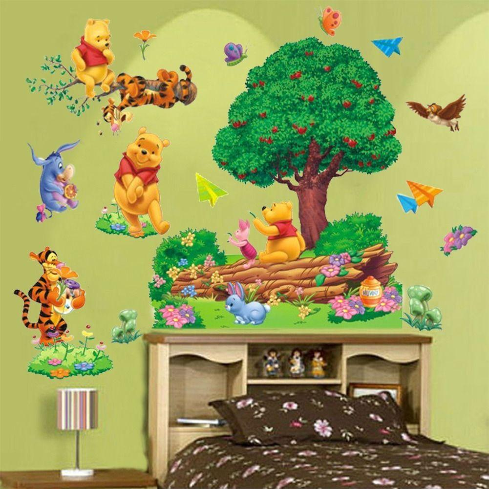 Lovely Pooh Wall Art Photos - The Wall Art Decorations ...
