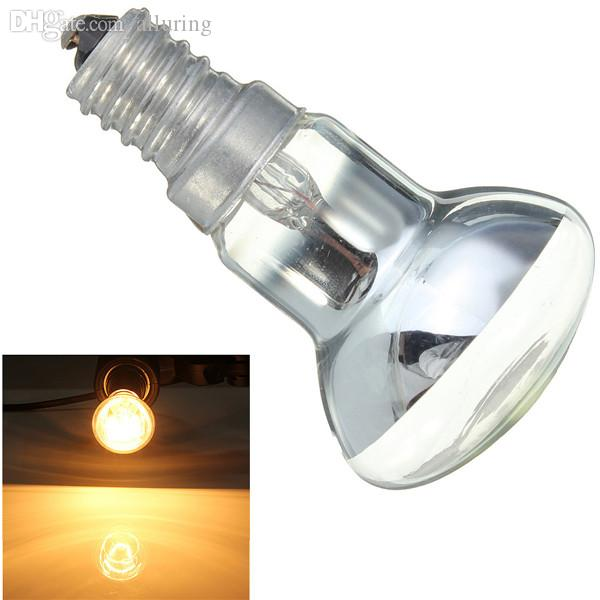 Light Bulbs E14 Reflector Spot Light Ses Screw 30w Led Lamp Lava Glitter Replacement Bulb Dimmable Lighting Bulb Reflector Spotlight