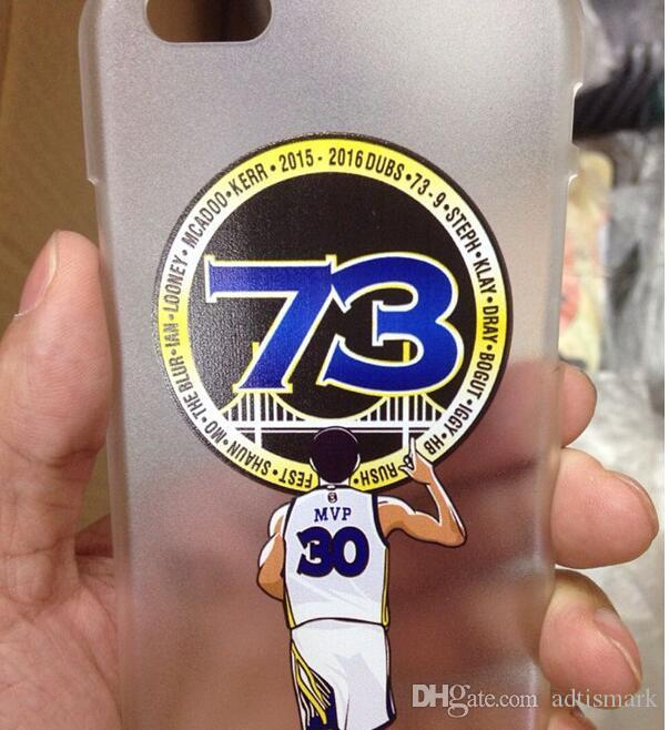 Case For Apple iPhone 7 iPhone 8 Case pc Cover Basketball Football Player Clear Phone Cases for iPhone7 case for iphone 6