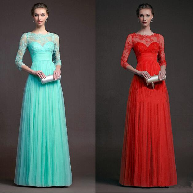 New Arrival Women Party Dresses Western Fashion Princess Lace Women ...