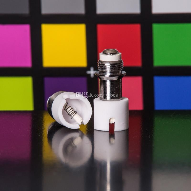 Wax Globe Glass Atomizers Pens Kit With Dual Ceramic Wax Coil Fit For EGO Batteries Vision Spinner 2 iStick 10w Box Mod