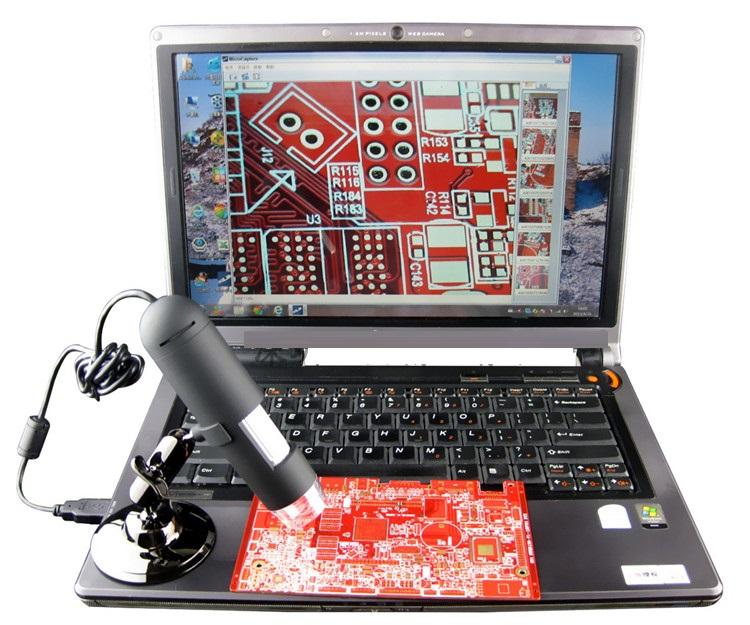 Practical new mp usb led digital microscope endoscope