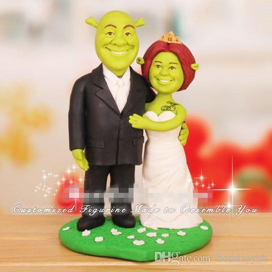 compre día a día de la boda día de la boda shrek y fiona wedding
