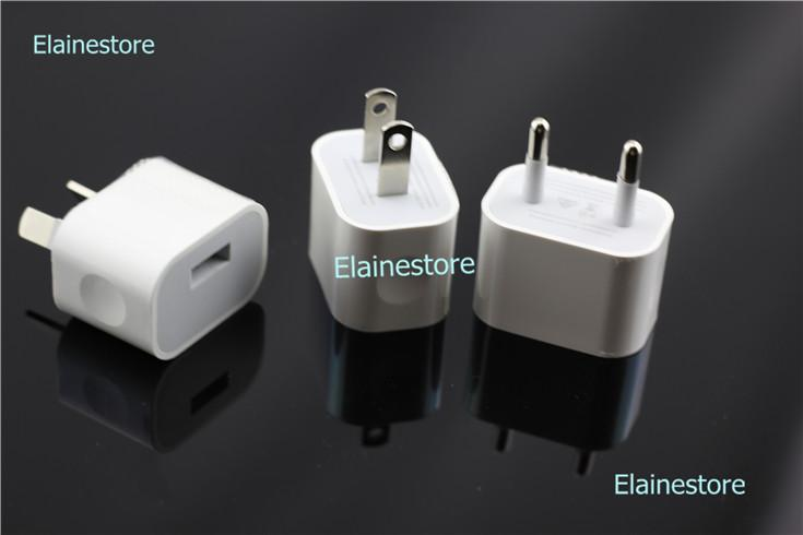 US/EU/AU plug wall charger 5V 2A/1.5A for Iphon6 Iphone6 Plus Iphone5S 5 Samsung Note4 galaxy s5 S4 good quality