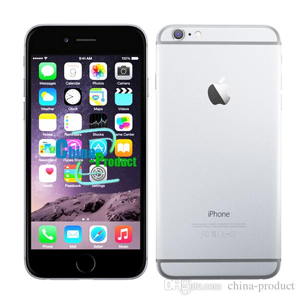 """Top quality Original 4.7"""" iphone 6 Cellphone 16G/64G/128G IOS system Smart Mobile iPhone 6 Unlocked Refurbished"""