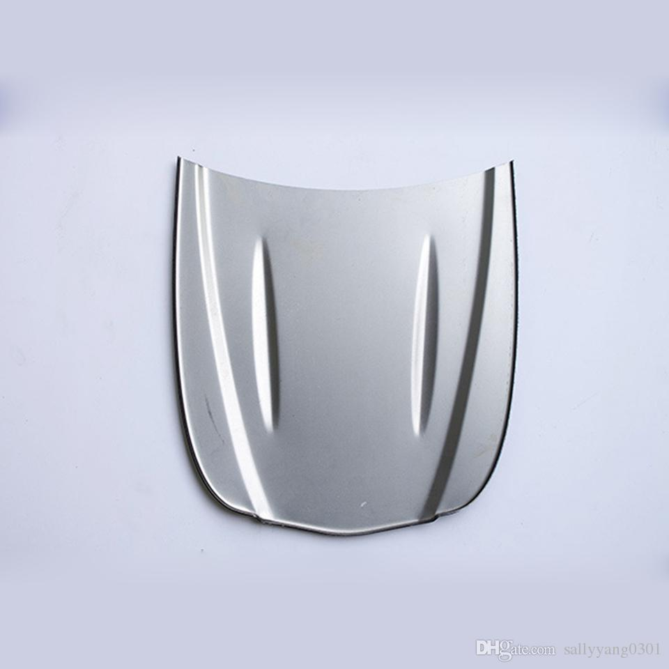 30*26cm metal car speed shape mini car bonnet mini hood custom paint sample model for Auto Body glass coating display MX-179M