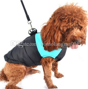 Waterproof Pet Dog Puppy Vest Jacket Chihuahua Clothing Warm Winter Dog Clothes Coat For Small Medium Large Dogs