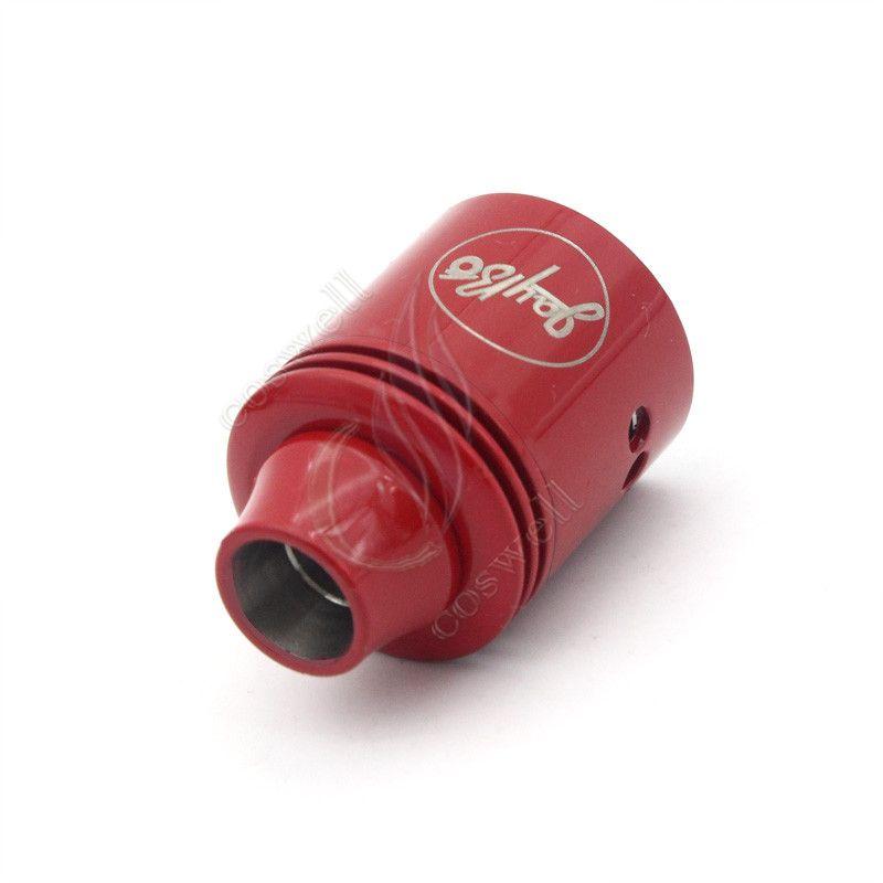 Yıkılmaz RDA Klon Ayarlanabilir ATTY Atomizörler Çift 3mm Airhole Metal Damla İpuçları Mekanik Kutu Buhar Mods e sigara Buharlaştırıcı DHL ücretsiz