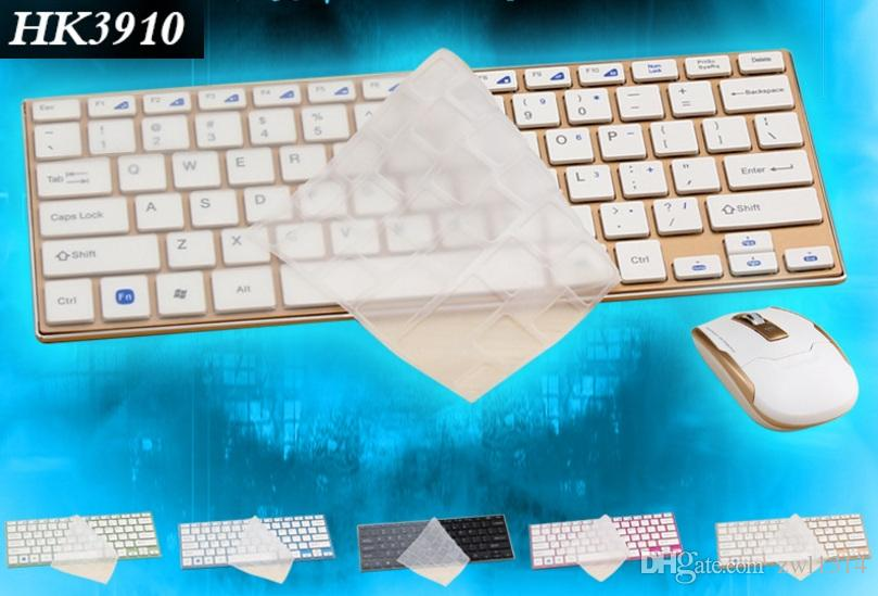 a443a064539 2019 High Quality 2.4G Wireless Keybaord And Mouse Combo Ultra Thin Mini  Metal Wireless Keyboard Mouse Kit HK3910 DHLFREE From Zwl1314, $17.49 |  DHgate.Com