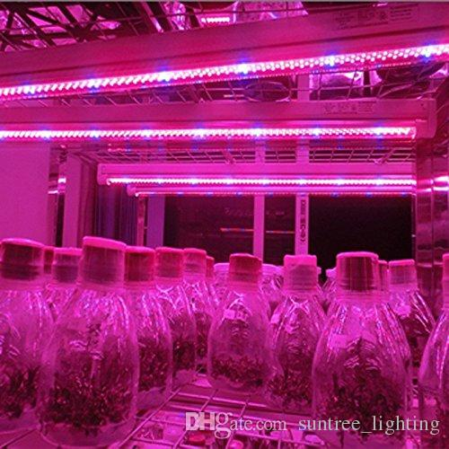 Indoor Plant Led Grow Tube Tissue Culture Lights 15w 18w