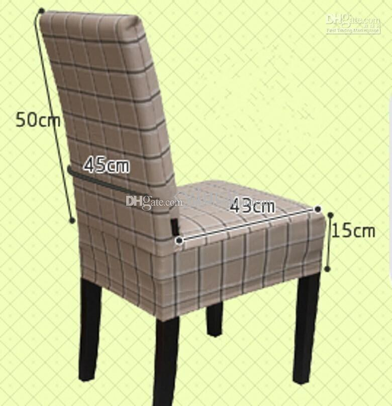 High Stretch Spandex Chair Cover for Wedding Banquet Hotel Bar Home and Party Supplies Available