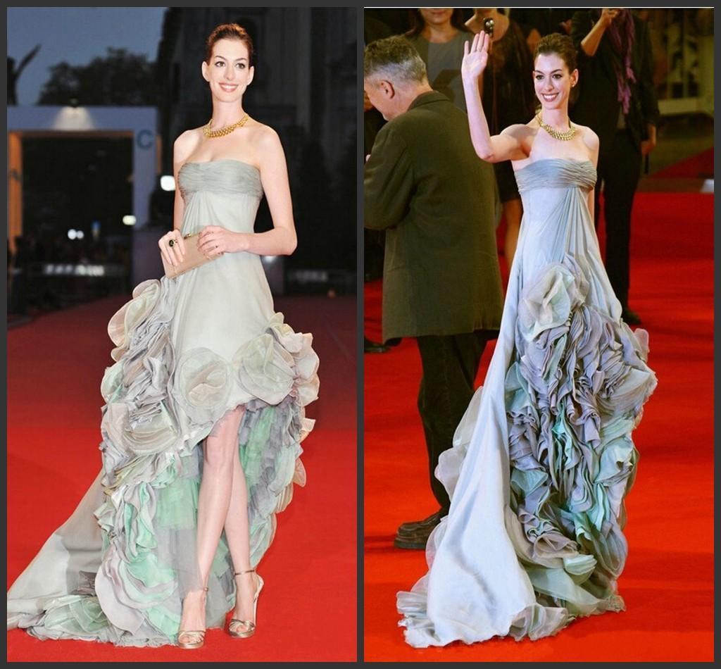 Großhandel Luxus Stil Kate Middleton Kleid Celebrity Kleider ...