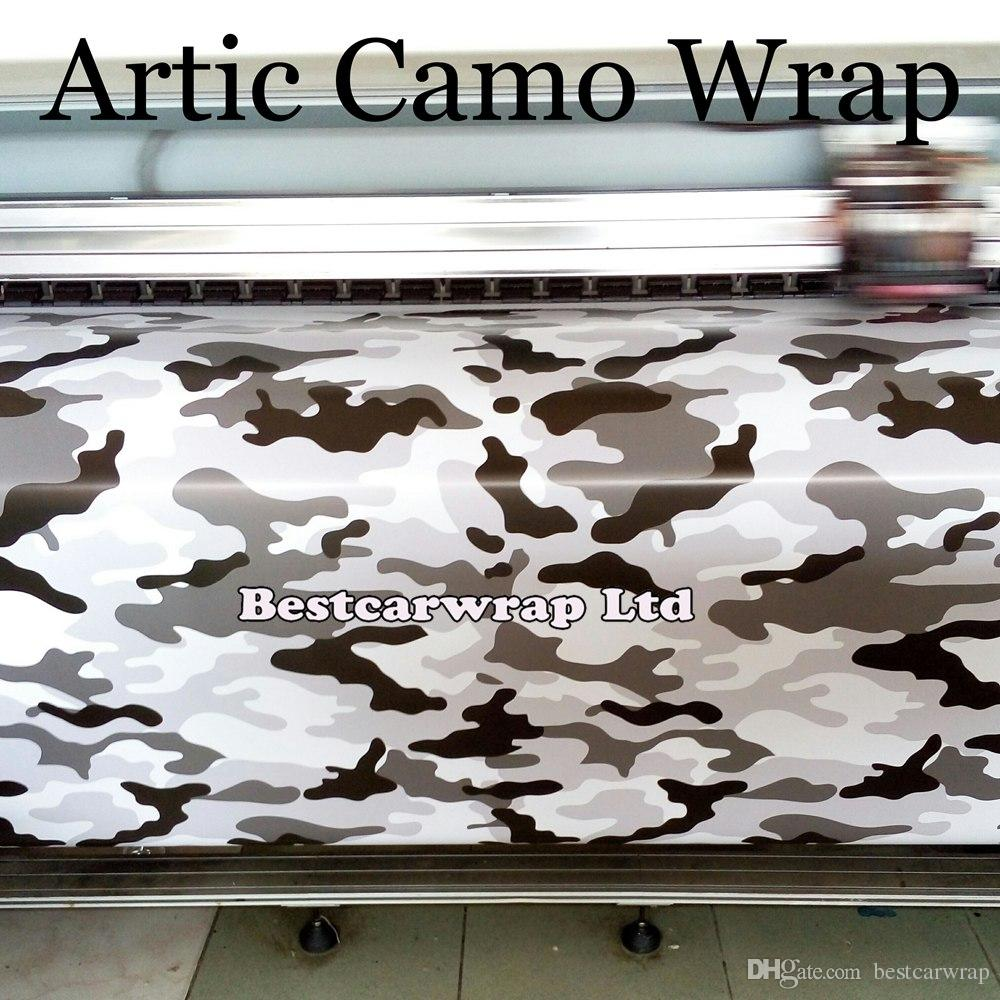 2019 black white grey camo graffiti camouflage vinyl wrap sheet stickerbomb arctic camo sticker car trunk wrap vehicle styling cover 1 52x 30m from