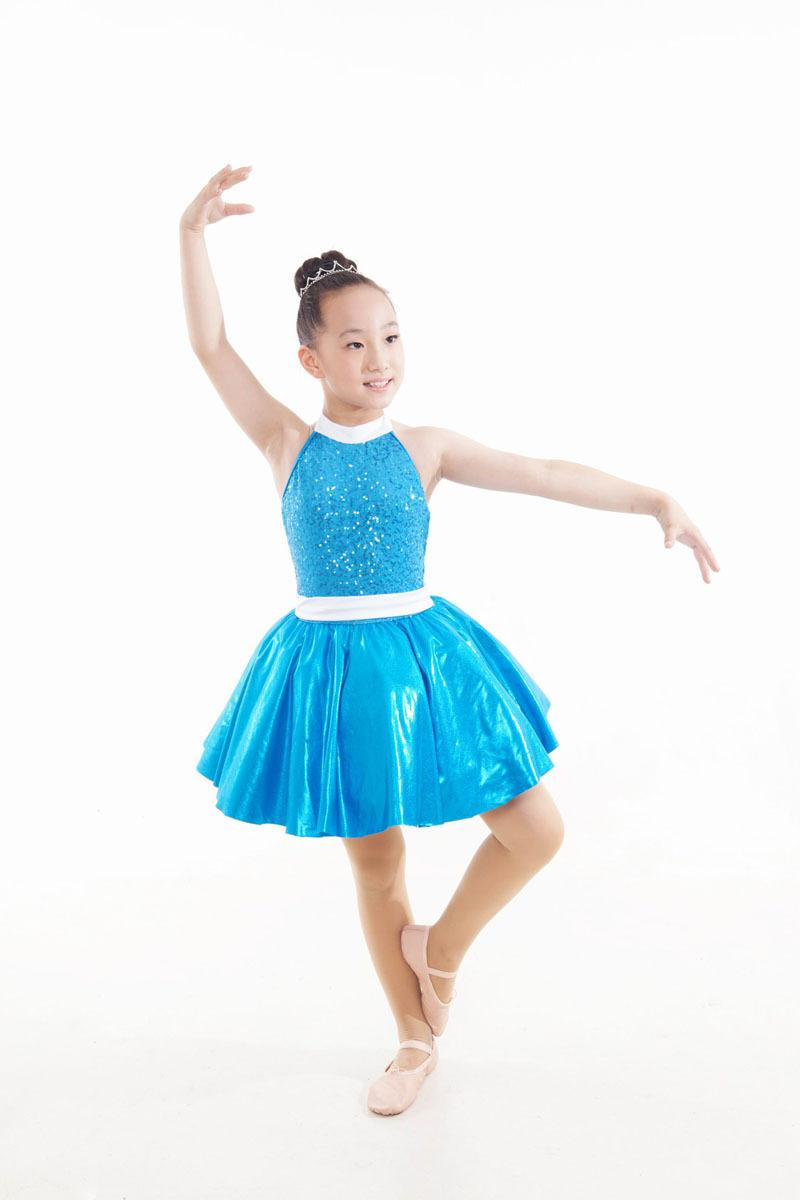 2018 dance wear girls dance costume children dance clothes girls