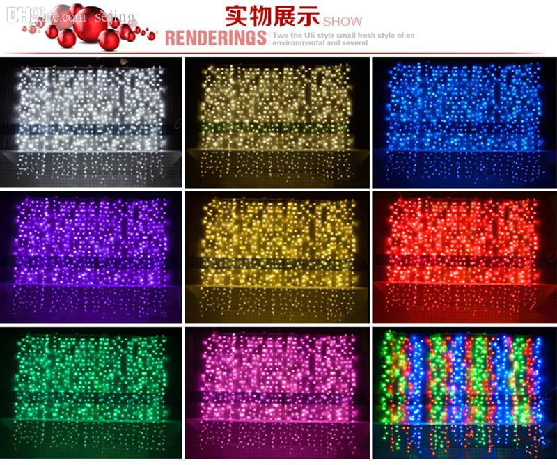 Led dripping icicle lights outdoor light shop light ideas wholesale led string icicle lights 63m 600 led waterfall wholesale led string icicle lights 63m 600 aloadofball Gallery