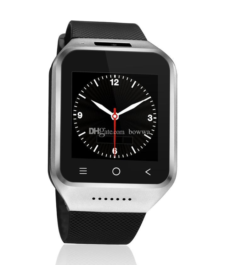 "ZGPAX S8 Smart Watch 1.54"" Android 4.4 MTK6572 Dual Core Smartwatch 3G Phone Watch With GPS Wifi 2.0M Camera"