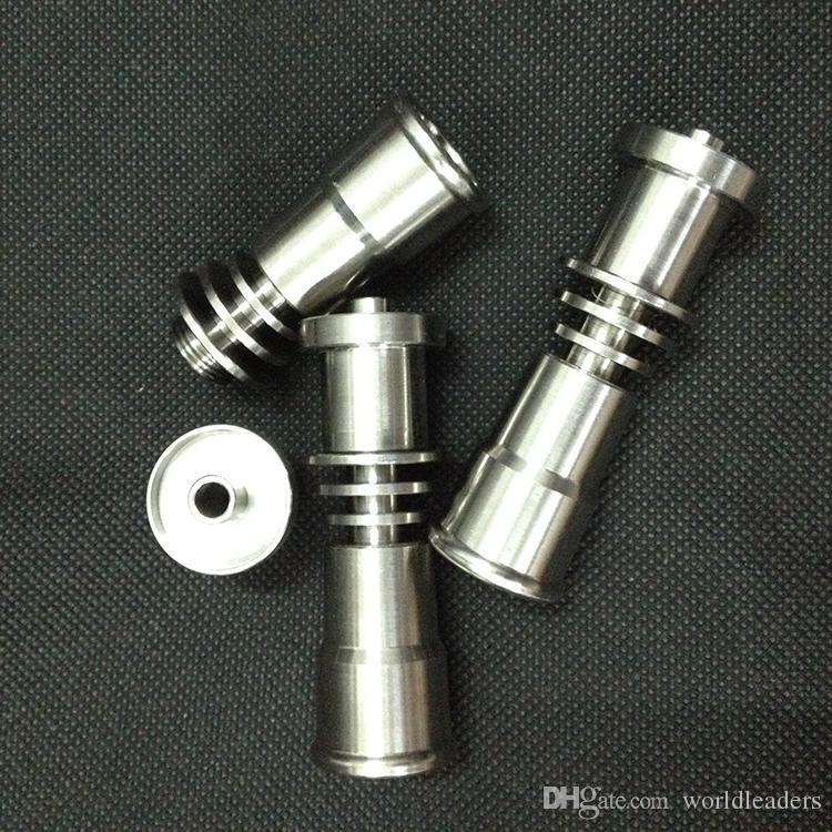 Титан ногтей domeless gr2 на g2 Титан ногтей для 16мм катушки нагреватель Д-лак для ногтей воск испаритель к мировым лидерам