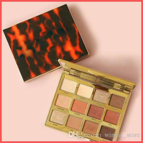 12 Colors Eyeshadow Textured Pallete Faced Matte Pearl Makeup Eye Shadow Palette Factory Direct Selling Price Beauty Essentials