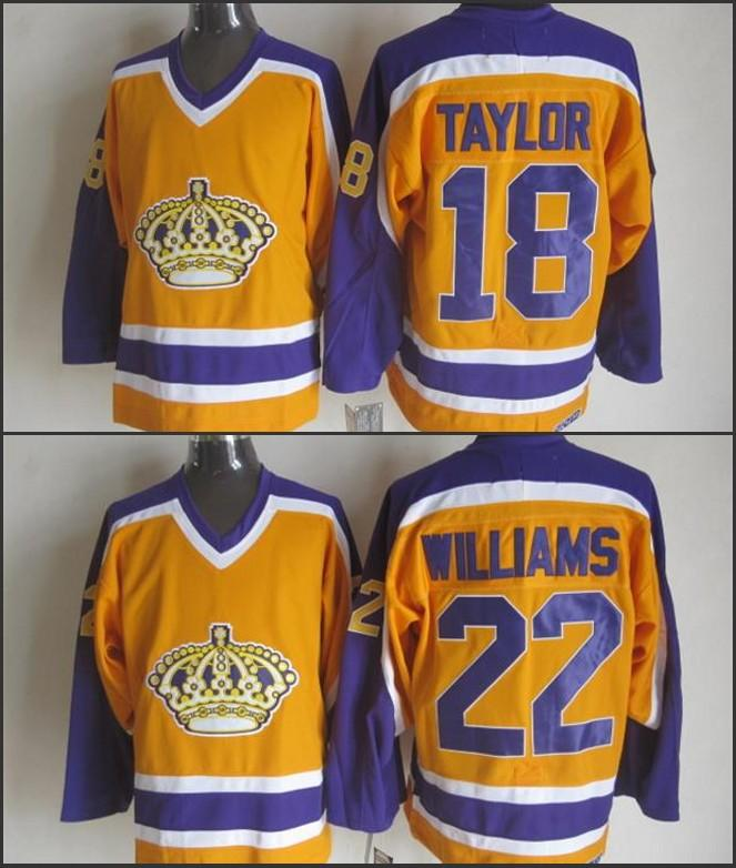 competitive price b6a7d 8a733 new arrivals los angeles kings 22 tiger williams 1980 81 ...