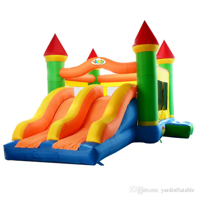 2020 YADR Inflatable Bouncer 420D Polyester Coated Home