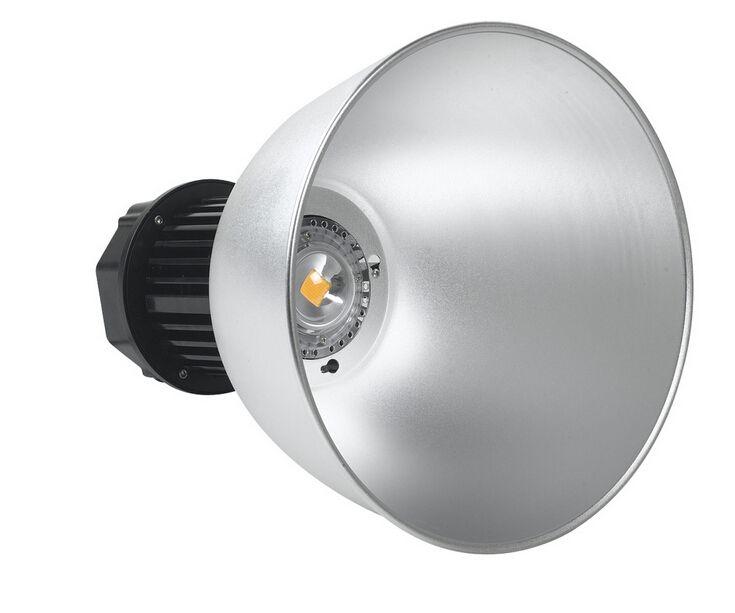 La lampe industrielle élevée de la lumière 85-265V LED de baie de 100W LED 45 degrés LED allume la haute baie allumant 10000LM pour le CE ROHS de lumière d'inondation d'usine d'entrepôt