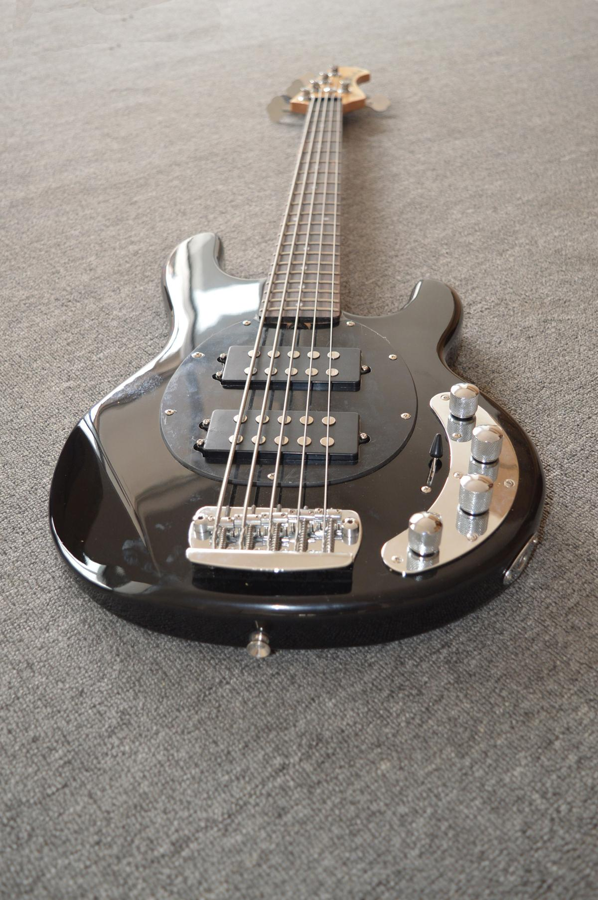 Top Quality Low Price Bass Guitar China Factory Guitar 5 String 4003