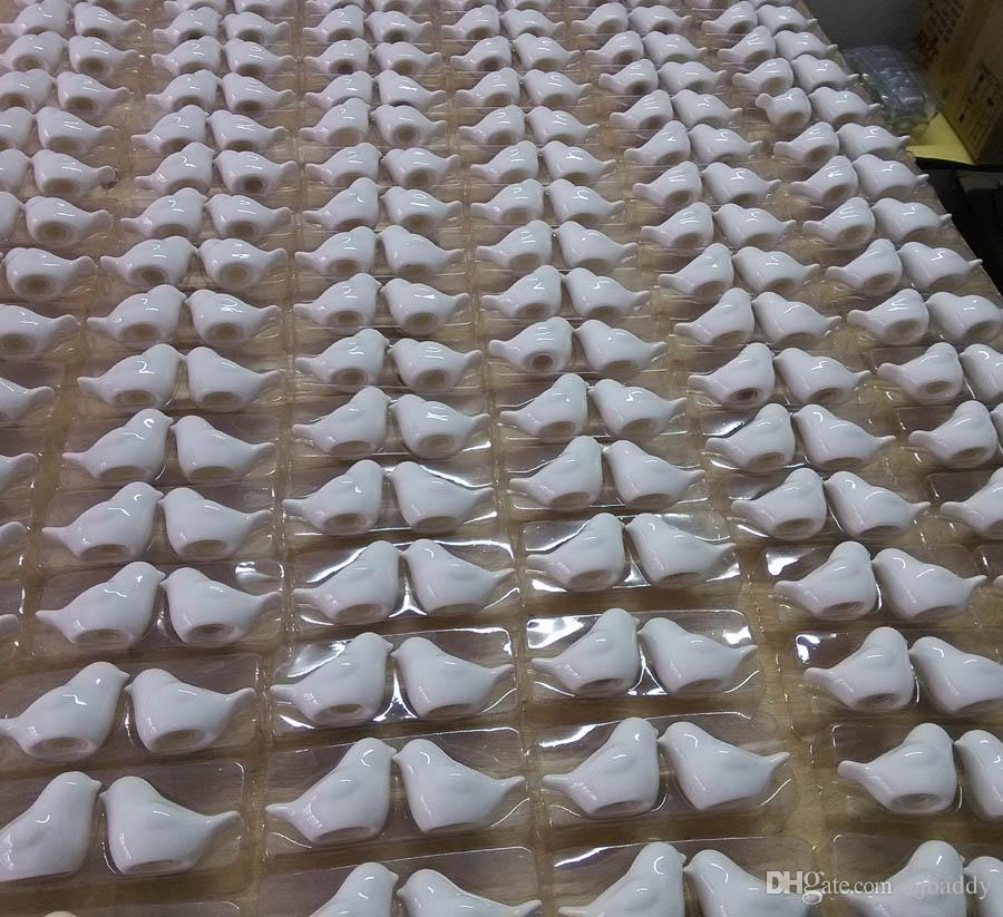 Recuerdos de boda útiles A los invitados les encantan los pájaros saleros y pimenteros Regalos de aniversario de boda indios Comercio al por mayor 2 piezas por 1 juego