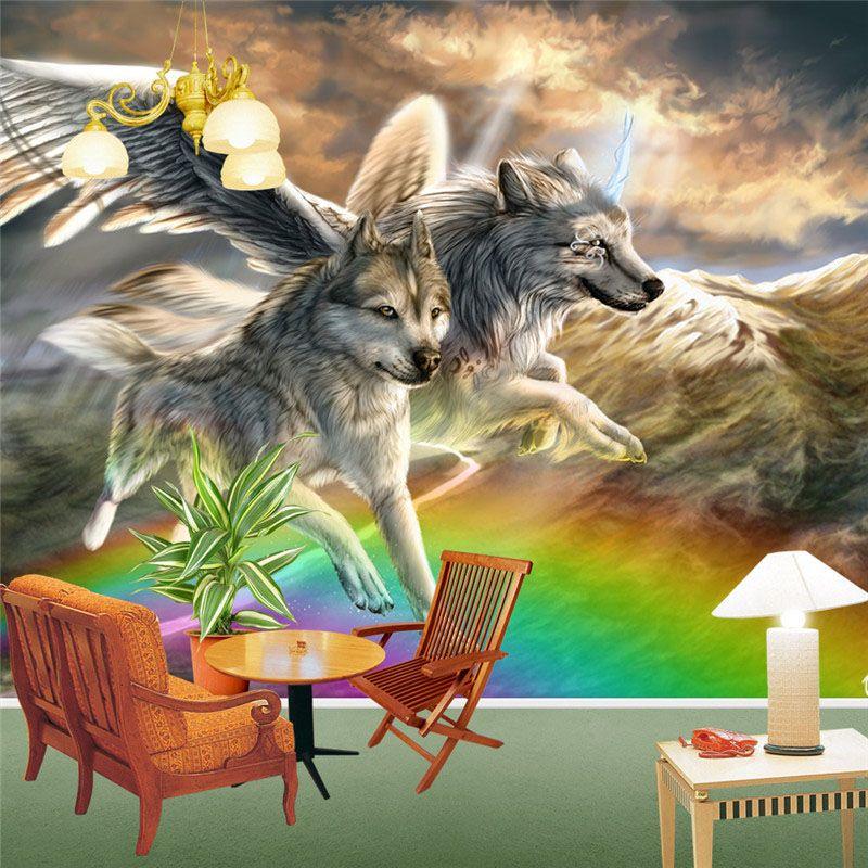 14+ Wolf Bedroom Decor