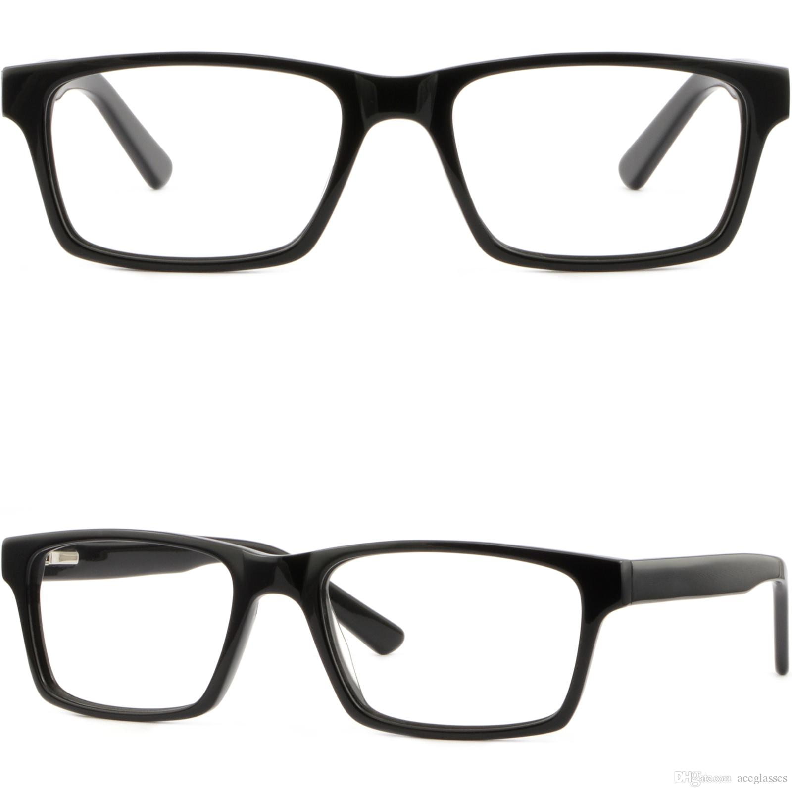 rectangle mens womens plastic frames prescription glasses rectangular eyeglasses discount designer eyeglass frames discount eyeglasses frames from - Discount Eyeglass Frames